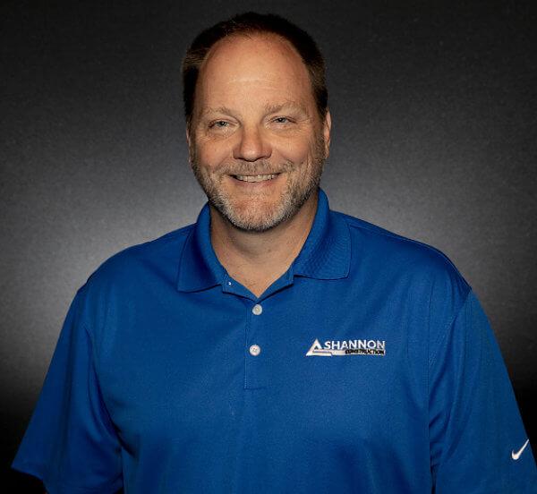 Mike Kaminsky, Company Superintendent